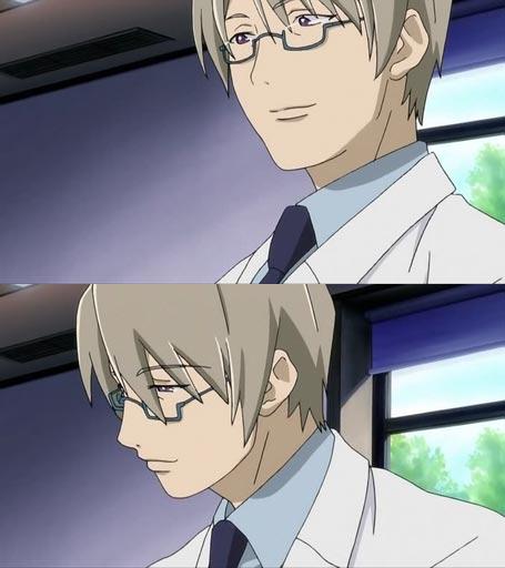 Anime Fashion Report: Half Frame Glasses (DoA)nimation