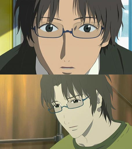 Anime Fashion Report: Half Frame Glasses | (DoA)nimation