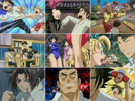 Kenichi 3 screencaps